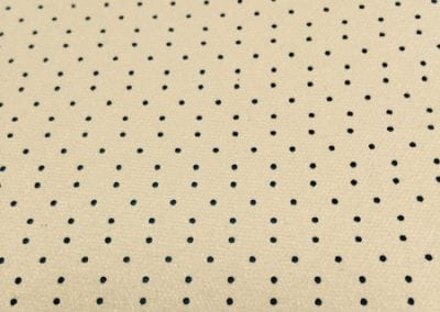 Perforated vinyl IPS 2.3 pattern