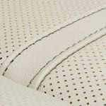 Perforated Leather in United States