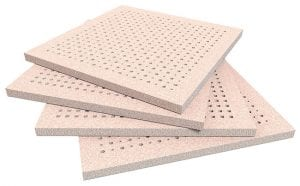 Advantages of Perforated Acoustic Panels