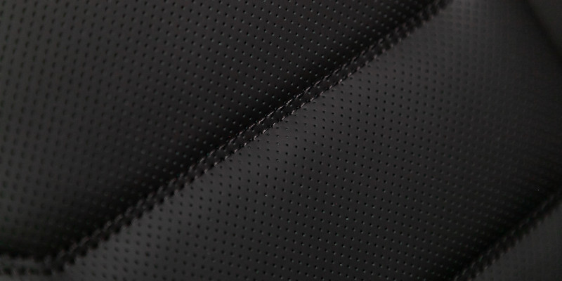 Perforated Artificial Leather